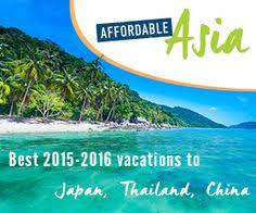 afordableasia vacation packages 2016 to japan thailand china