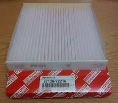 lexus ct200h new zealand genuine lexus ct air conditioning cabin pollen filter 87139 yzz16