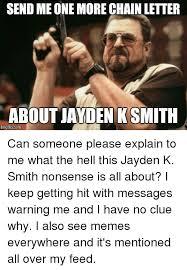 Meme Letters - 25 best memes about chain letters chain letters memes