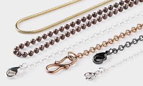 copper necklace chains images Jewelry chain fire mountain gems and beads jpg