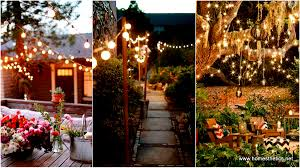 Patio Cafe Lights by 24 Jaw Dropping Beautiful Yard And Patio String Lighting Ideas For