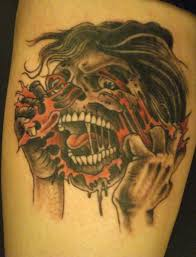 scary tattoos tattoo art gallery