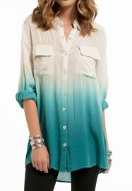 ombre blouse ombre blouse style ombre clothes and closets