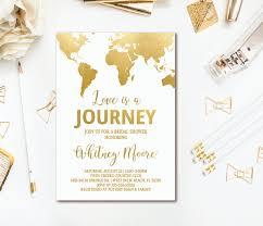 bridal shower invite travel bridal shower invitations decor ideas mid south
