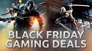 black friday gaming pc deals best black friday deals for gamers