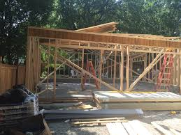 Detached 2 Car Garage by Detached Garage With Dormers Kansas City Mo Ad Construction