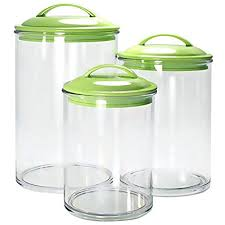 green kitchen canister set lime green kitchen canister