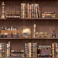 bookcase pattern wallpaper white natural feature wall various