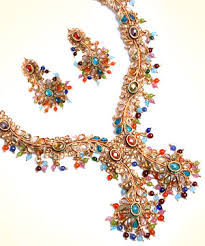 fashion 1 gram gold jewellery