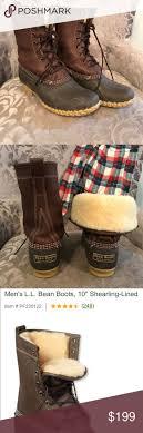 s bean boots sale best 25 mens duck shoes ideas on ll bean winter boots