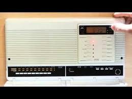 nutone radio intercom model im3303 failure mode 1 youtube
