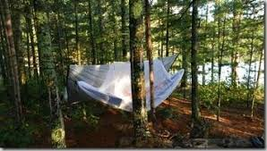 share your hang ups hammock camping bug free in the boundary waters