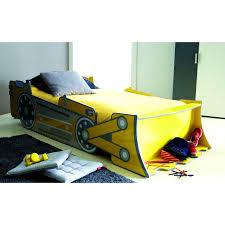 Childrens Bed Frames Bedroom Breathtaking Boys Bed Digger Kids Childs Car Novelty