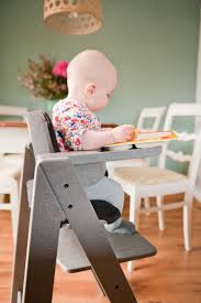 Chair For Baby To Sit Up High Chair Up Review U0026 Baby Pancakes Nifty Thrifty Things