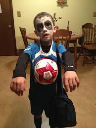 Zombies Halloween Costumes 25 Zombie Football Player Costume Ideas