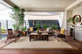 Outdoor Area Rugs For Decks Perth Tropical Area Rugs Deck Contemporary With Wood Outdoor Table