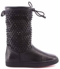 women u0027s shoes boots christian louboutin surlapony flat nappa