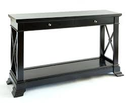 black entry hall table modern black entry table 7 things you can do to make your home more