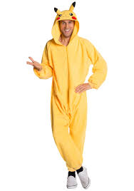 pikachu costume pikachu jumpsuit costume pikachu jumpsuit costume