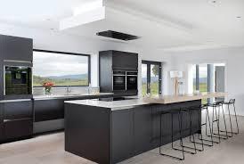 interior design in kitchen ideas modern wooden kitchen storage cabinet closed to white fur carpet