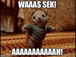 Meme Teddy Bear - turbotax teddy bear imgflip