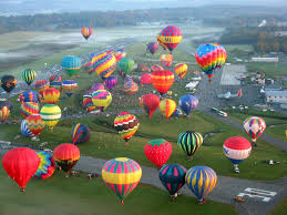 flight controls how do air balloon pilots avoid collisions