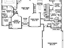 one story floor plans with two master suites stunning one story house plans with two master bedrooms suites
