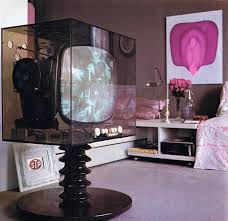 60s Interior Magical Mystery Décor Trippy Home Interiors Of The 60s And 70s