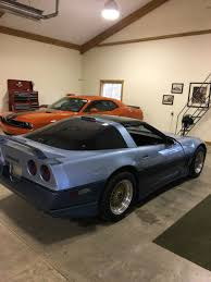 c4 corvette ground effects factory ground effects and wing for sale photos technical