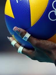 nail art fit for olympians elle uk