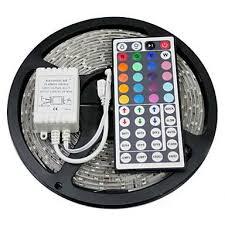 led strip lights linkable 5m rgb strip lights light sets flexible led light strips leds remote