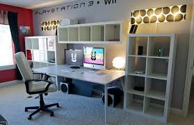 Best Ikea Desks How To Assemble Ikea Expedit Desk And Bookcase U2014 Home Design Ideas
