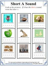 40 best short vowel worksheets images on pinterest short vowels