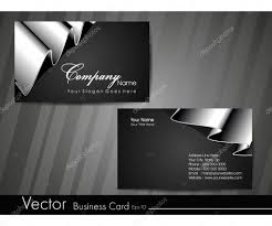 business card template or visiting card set eps 10 vector illu