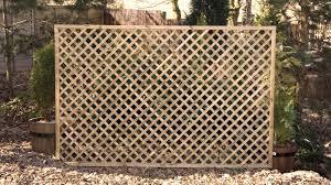 about trellis fence panels garden design u0026 ideas