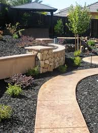 Walkway Ideas For Backyard by 20 Rock Garden Ideas That Will Put Your Backyard On The Map