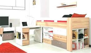 lit enfant mezzanine bureau lit mezzanine avec bureau lit mezzanie enfant lit mezzanine