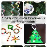 preschool ornaments decore