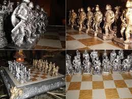 beautiful chess sets 30 unique home chess sets