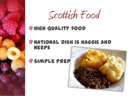 Scottish Comfort Food Scottish Cuisine
