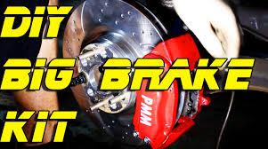 lexus is300 brake kit diy big brake kit 1jz mkiii supra big brake upgrade ford