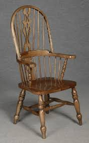 Oak Armchair Oak Armchair In A Classic Windsor Design Rocking Chair Also Available
