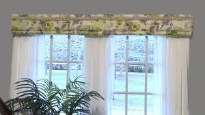 How To Make Window Cornice Deco Wrap The Original No Sew Cornice Kit Made In The Usa