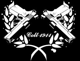 colt 1911 by neko hana on deviantart