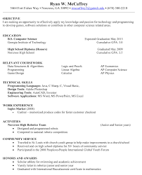 Resume For College Applications Resume Sample Job Application Cover Letter Medical Writing For