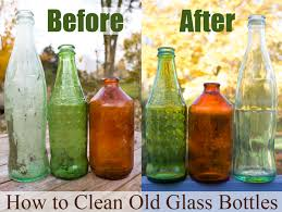 antique glass l repair how to clean old glass bottles png