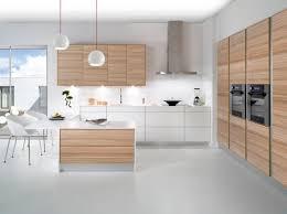 cuisine en bois blanc cuisine plan de travail bois blanc laque newsindo co