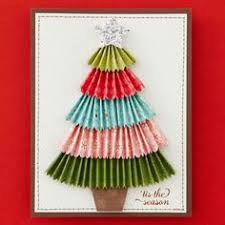 easy christmas ornament for kids to make using cupcake liners and