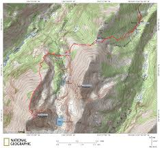 Colorado Fourteeners Map by Mount Of The Holy Cross Denverdavis