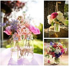 wedding flowers jam jars i jam jars uk wedding so you re getting married